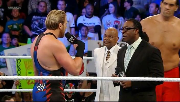مشاهدة عرض سماك داون WWE SmackDown 1/2/2013 مترجم يوتيوب اون لاين كامل بدون تحميل الجمعة