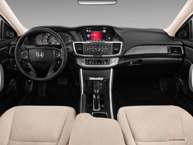 Pictures of 2013 Honda Accord Interior