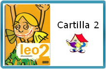 "CARTILLA DE LECTURA ""LEO 2"" EDITORIAL EVEREST"