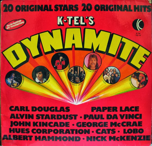 K-Tel Kollection 1973-1983: DYNAMITE [1974]