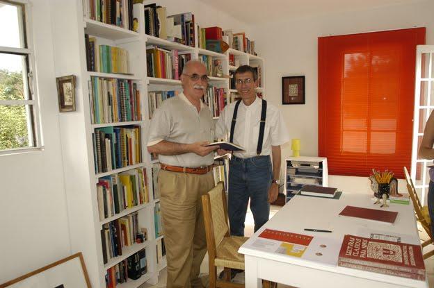 """Artículo """"Con Antonio Pérez Ñiko, Coatepec, México, 2004"""""""