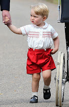 KSIĄŻĘ GEORGE (George Alexander Louis Mountbatten-Windsor)