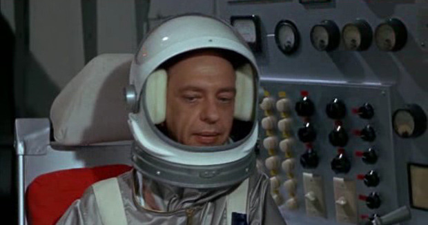 don knotts reluctant astronaut - photo #7