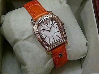 Aigner Bergamo Permata Orange