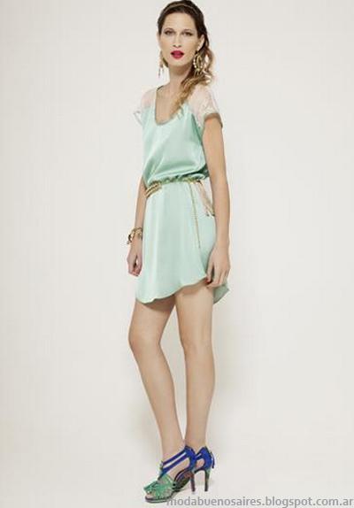 Cambac vestidos de fiesta cortos 2013.