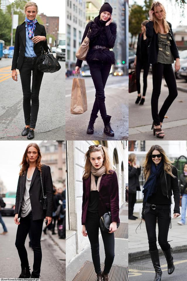 Inspiração Black Jeans, Black Jeans, Calças Pretas, Como usar calças pretas, Jeans Pretos, Streetstyle, Estilo calças pretas,