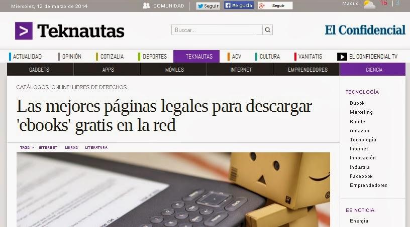 http://www.elconfidencial.com/tecnologia/2013-12-21/las-mejores-paginas-legales-para-descargar-ebooks-gratis-en-la-red_68968/