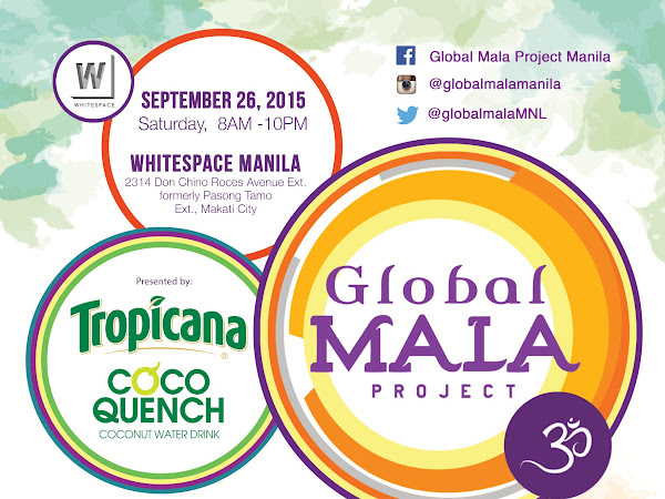 The Global Mala Project 2015