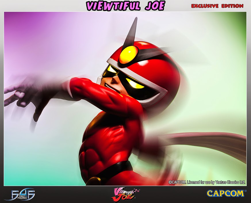 Viewtiful Joe della First4Figures