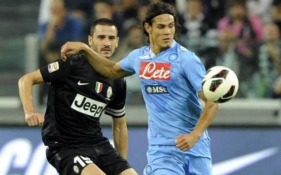 Hasil Pertandingan Juventus vs Napoli 2-0, 21 Oktober 2012