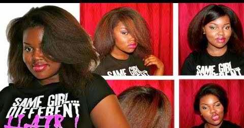 Naturals Hair Straightening Price