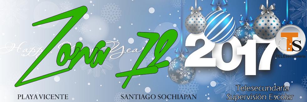 Supervisión Escolar Zona 72 Telesecundarias Playa Vicente, Ver.