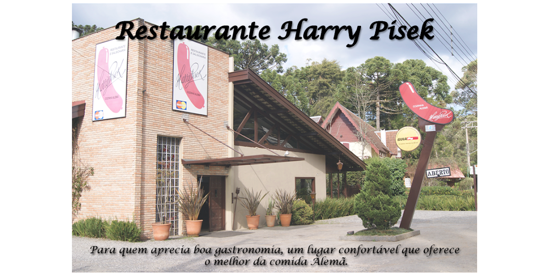Restaurante Harry Pisek