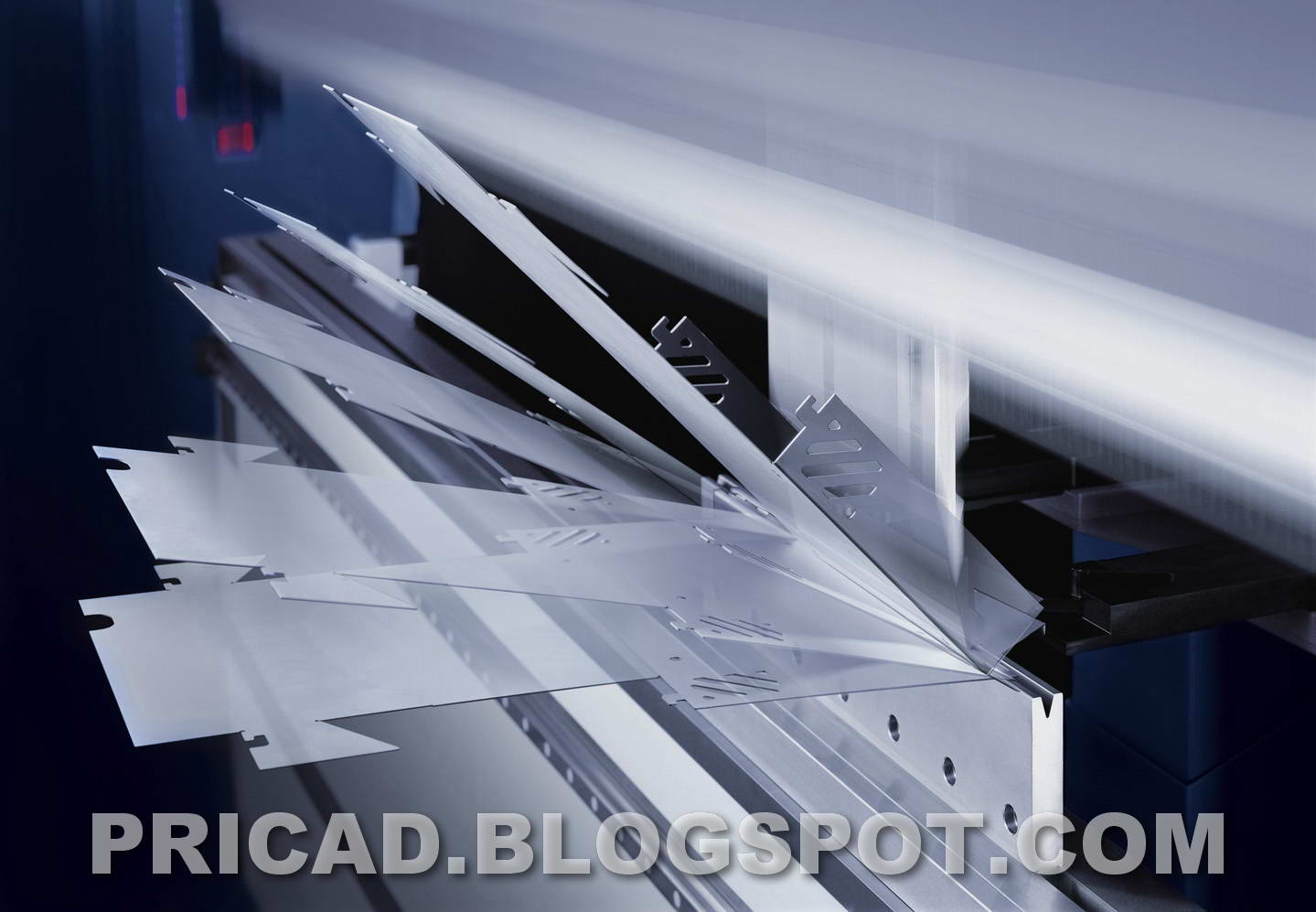 PRICAD: CORNER RELIEF METAL SHEET FABRICATION - WITH LASER ...