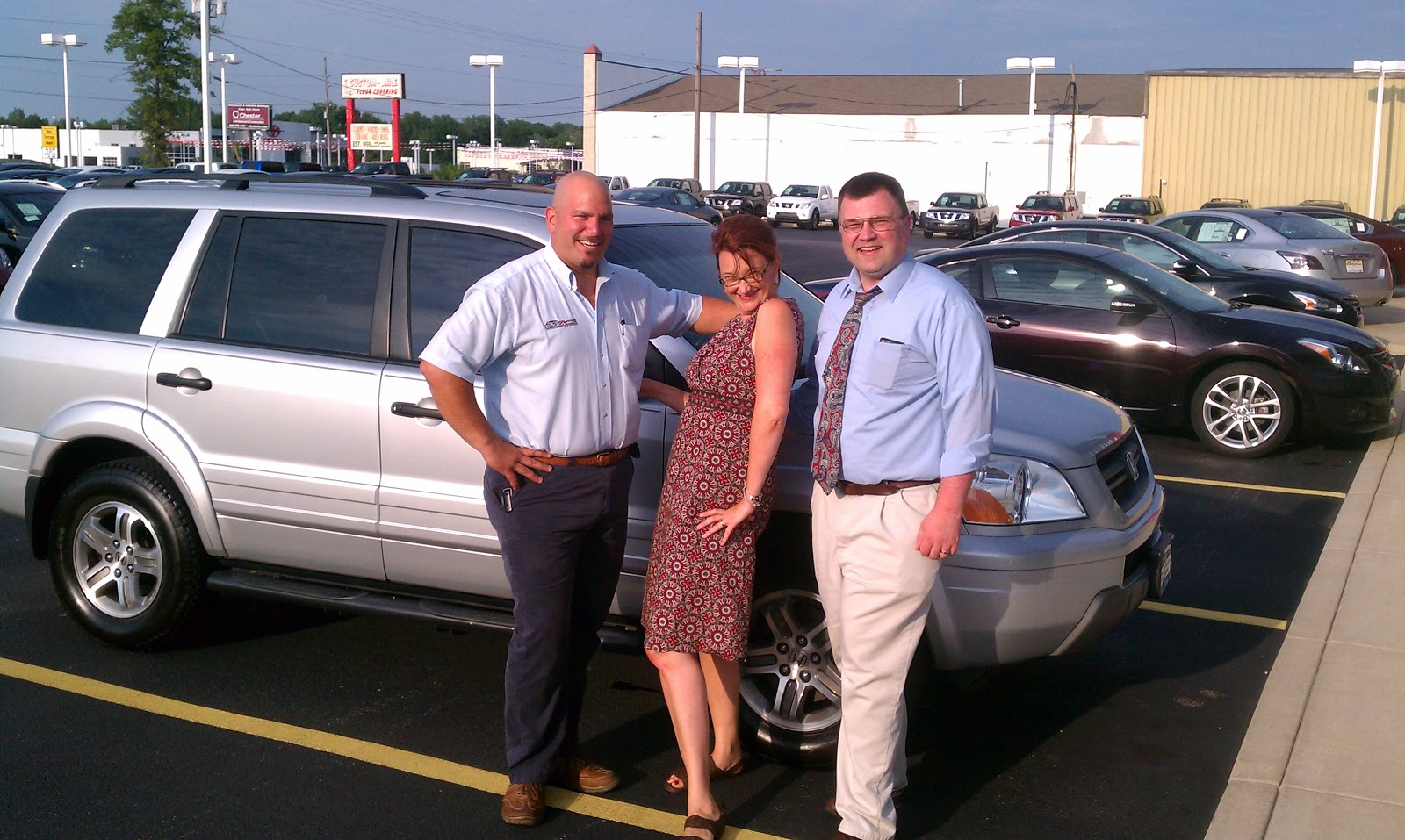 Live Your Love Out Loud: How to Buy a Used Car (Thanks, Dave Ramsey!)