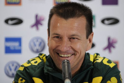 Dunga novo técnico do Inter-RS, Internacional