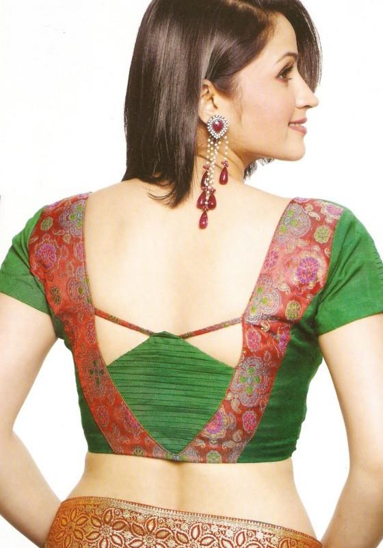 Luxury Design Women Blouse Lehenga Blouse DesignsCasual Blouse For Fat Woman