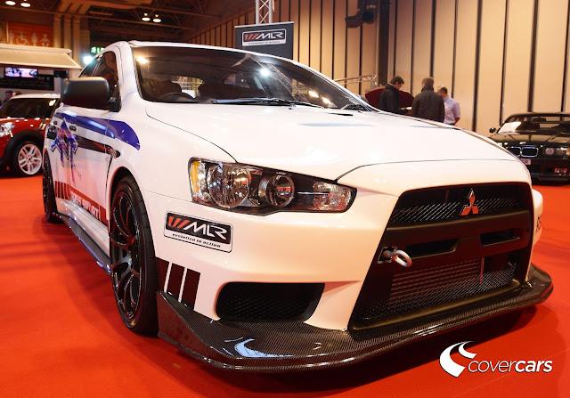 Mitsubishi Evo X