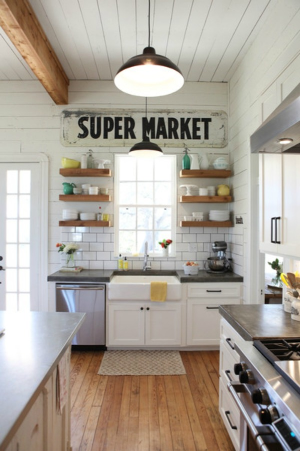 8 Chic Farmhouse Decor Ideas To Copy
