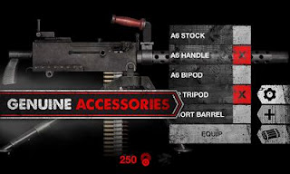 Screenshots of the Weaphones WW2 Firearms Sim for Android tablet, phone.