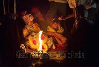 Kisah Pernikahan Dini di India