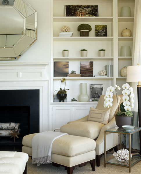 Neutral Living Room: Tiffany Leigh Interior Design: No Pop Of Colour: Neutral Rooms