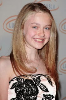Dakota Fanning Smile