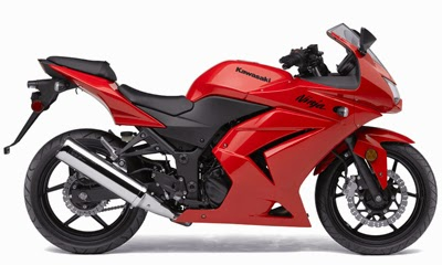 Kawasaki Ninja 250 2014