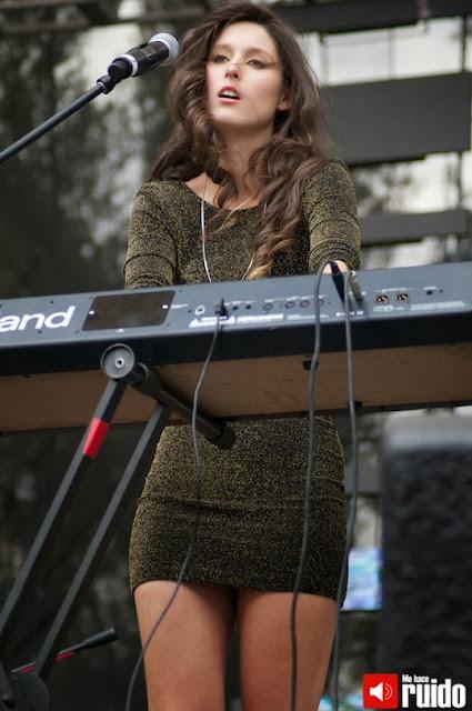 Francisca Valenzuela pop chileno