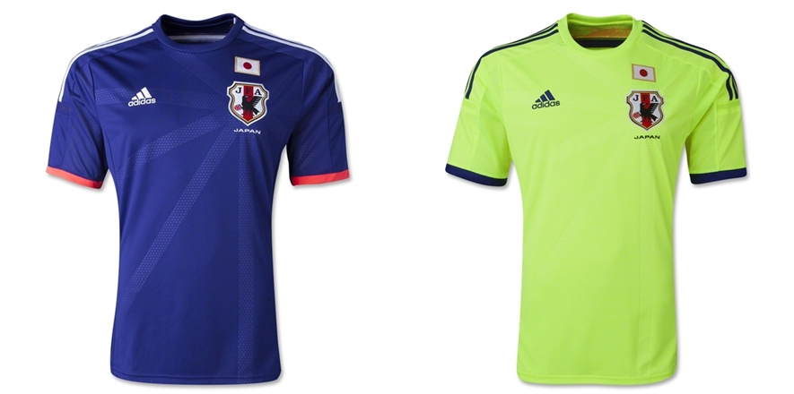 Jepang - Jersey Grade Ori Piala Dunia 2014
