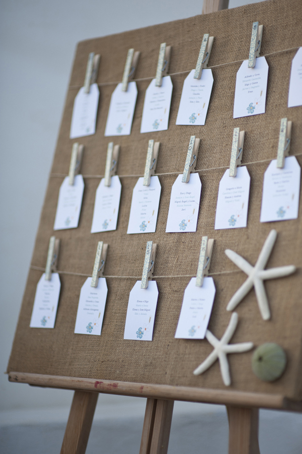 cartel invitados boda