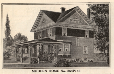 sears modern homes catalog 1914 saratoga