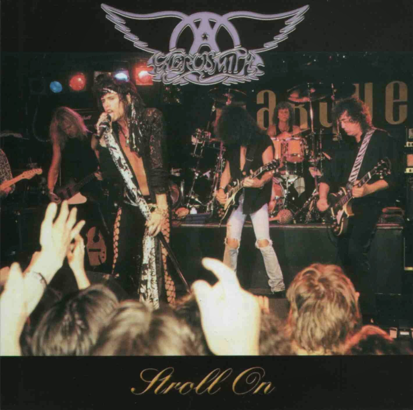 Plumdusty s page pink floyd 1975 06 12 spectrum theater philadelphia - Aerosmith Stroll On