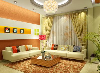 salas decoradas en casas