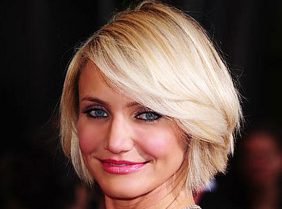 frisurer halvlangt hår 2016
