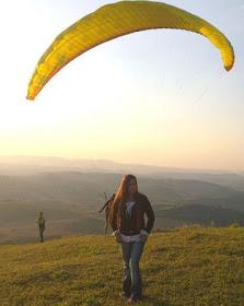 Montanha Sagrada - Rampa de paragliding
