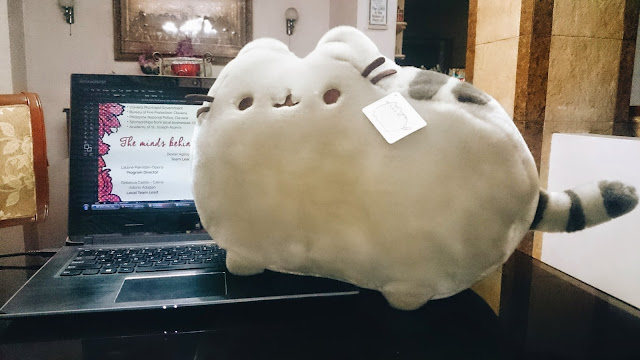 Large Pusheen Plush GUND