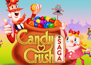 Best 5 mobile game 2013- candy saga 2