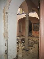 FOTO DENUNCIA: Falta de sensibilidad y responsabilidad en la conservación de la Casa de Ibarra.