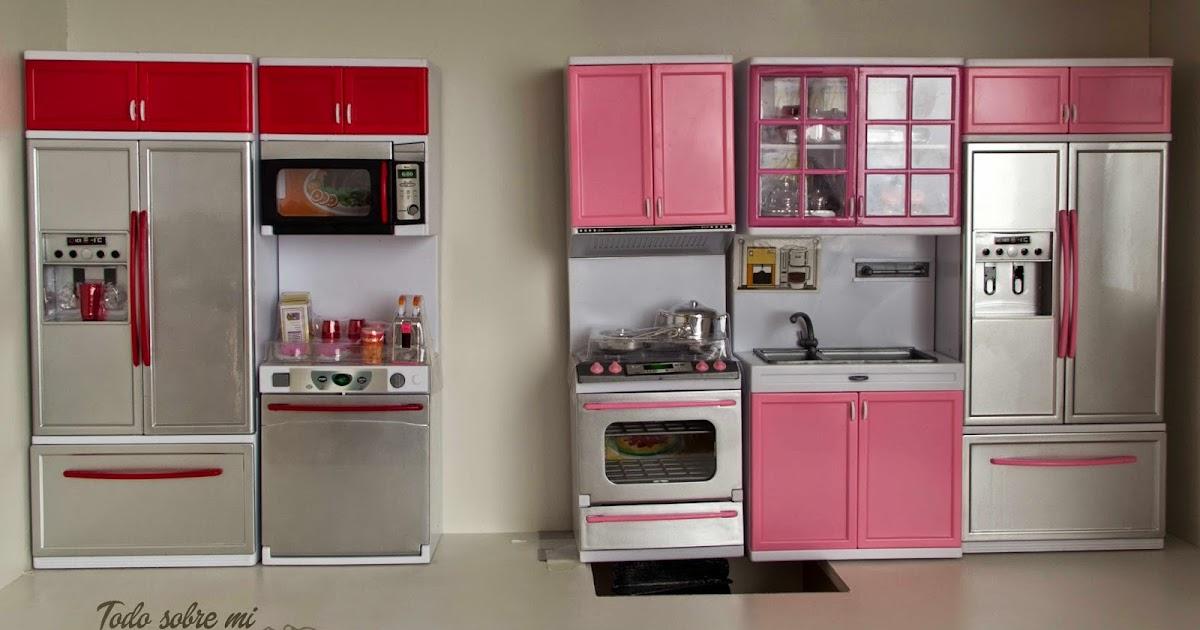 Todo sobre mi barbie regalos de cumple ii cocina - Cocina para todos ...
