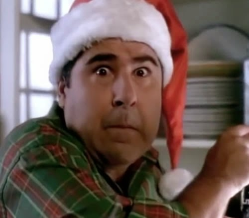 Campanha da Coca-Cola para o Natal de 1993. Sitcom humorada para as festas de final de ano.