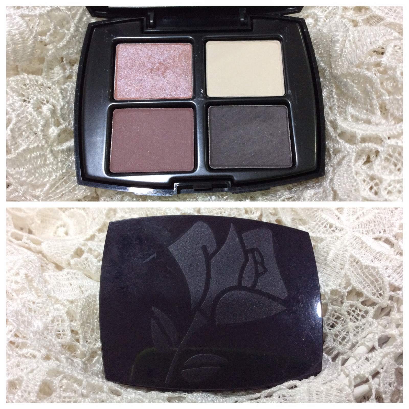 Blog Sale - Lancome Color Design Eyeshadow quad