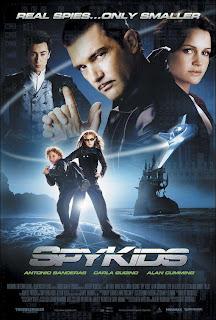 Ver online: Mini espías (Spy Kids) 2001