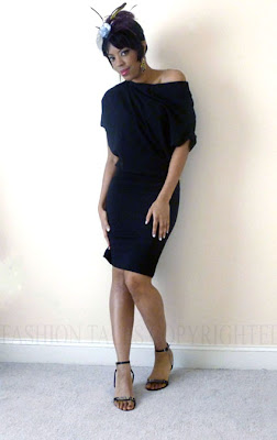 Amanda Christine dress Trvistic fashion