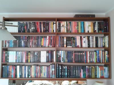(262) Moja biblioteczka 2013 part 1/4