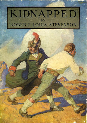 kidnapped robert louis stevenson essay The theme of kidnapped essays kidnapped, by robert louis stevenson, has  delighted readers for generations with its exhilarating adventure, rich action, and .