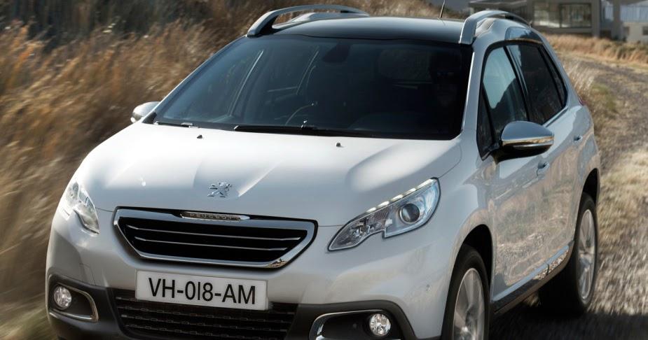 Peugeot 2008 chega ao Brasil em 2014 com motor 1.2 Turbo