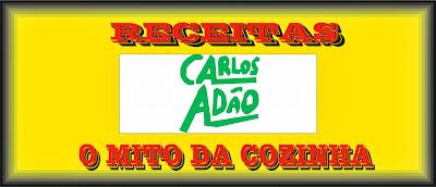 Comidinhas do Carlos Adão