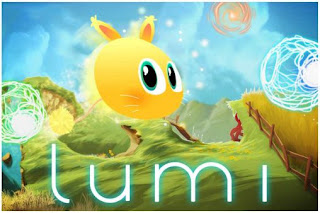 Screenshots of the Lumi for Android tablet, phone.