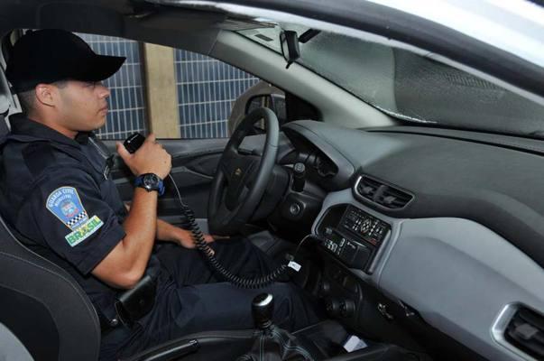 Tecnologia ajuda no trabalho da Guarda Civil em Praia Grande